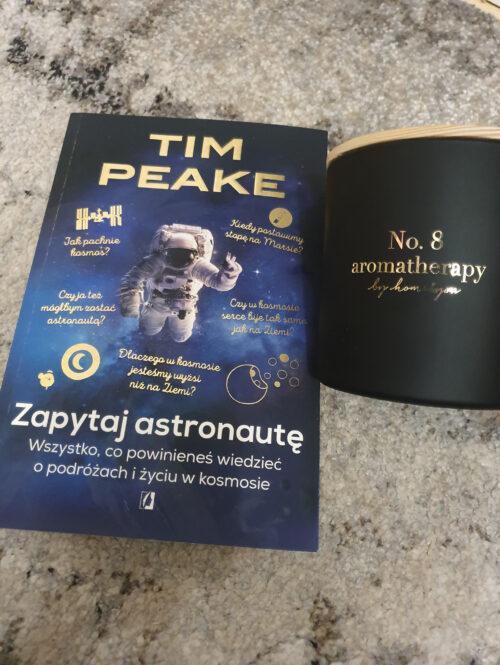Zapytaj astronautę - książka