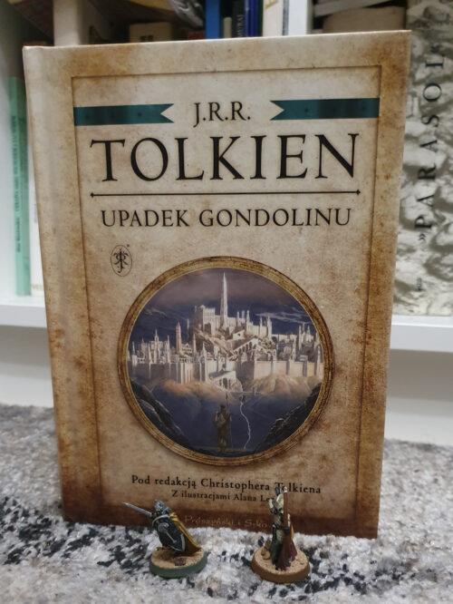 Upadek Gondolinu - książka